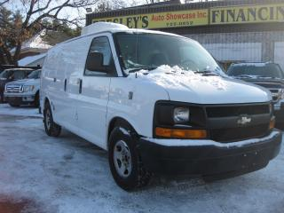 Used 2008 Chevrolet Express 1500 Refrigerated and heated, double side doors for sale in Ottawa, ON
