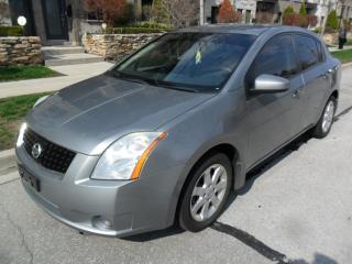 Used 2012 Nissan Sentra CERTIFIED, NO ACCIDENTS, LOW KMS for sale in Etobicoke, ON