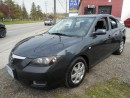 Used 2007 Mazda MAZDA3 for sale in Brantford, ON
