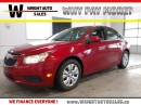 Used 2012 Chevrolet Cruze LT  CRUISE CONTROL  POWER LOCKS/WINDOW  100,587KMS for sale in Kitchener, ON