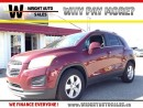 Used 2014 Chevrolet Trax LT| CRUISE CONTROL| BLUETOOTH| A/C| 104,834KMS for sale in Kitchener, ON