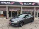 Used 2013 Honda Civic EX AUTO A/C CRUISE CONTROL SUNROOF 51K for sale in North York, ON