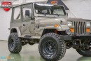 Used 1991 Jeep Wrangler YJ for sale in Oakville, ON