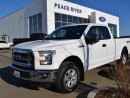 Used 2015 Ford F-150 XLT 4x4 SuperCab 6.5 ft. box 145 in. WB for sale in Peace River, AB