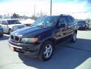 Used 2002 BMW X5 LEATHER SUNROOF LOADED for sale in Newmarket, ON