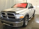 Used 2011 Dodge Ram 1500 ST 4x4 Crew Cab for sale in Edmonton, AB