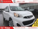 Used 2015 Nissan Micra | LOCAL TRADE | LOW KM'S | WARRANTY | for sale in St Catharines, ON