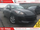 Used 2013 Mazda MAZDA3 GX | ALLOYS | PWR GROUP | CRUISE | LOCAL TRADE | for sale in St Catharines, ON