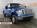 Used 2010 Ford F-150 XLT 4x4 Super Cab 6.5 ft. box 145 in. WB for sale in Edmonton, AB