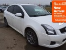Used 2012 Nissan Sentra SE-R for sale in Edmonton, AB