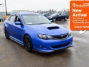 Used 2008 Subaru Impreza WRX for sale in Edmonton, AB