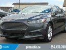 Used 2015 Ford Fusion SE FWD for sale in Edmonton, AB