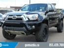 Used 2014 Toyota Tacoma TRD OFFROAD V6 LIFTED AGGRESSIVE TIRES! for sale in Edmonton, AB