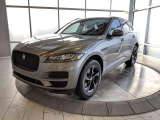 Used 2017 Jaguar F-PACE Prestige - Certified Pre-Owned Warranty until August 11, 2023 or 160,000 Kilometres with Certified Rates from 2.9% for sale in Edmonton, AB