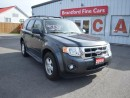 Used 2009 Ford Escape XLT Automatic 4dr Front-wheel Drive for sale in Brantford, ON