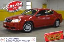 Used 2013 Dodge Avenger Only 58,000 km for sale in Ottawa, ON