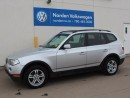 Used 2007 BMW X3 3.0I for sale in Edmonton, AB