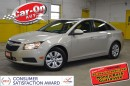 Used 2014 Chevrolet Cruze 1LT SUNROOF REMOTE STARTER for sale in Ottawa, ON