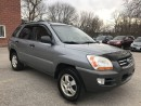 Used 2008 Kia Sportage ONE OWNER - NO ACCIDENT - SAFETY & WARRANTY INCL for sale in Cambridge, ON