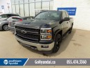 Used 2014 Chevrolet Silverado 1500 BLACK OUT EDITION! LOCAL VEHICLE, 5.3L! for sale in Edmonton, AB