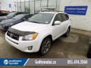 Used 2010 Toyota RAV4 Sport for sale in Edmonton, AB