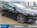 Used 2016 Ford Focus ST Sunroof Leather Navigation Recaro Seats for sale in Edmonton, AB