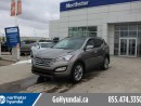 Used 2016 Hyundai Santa Fe Sport 2.0T Leather Pano Sunroof for sale in Edmonton, AB