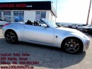 Used 2007 Nissan 350Z Convertible Leather Manual Certified 2YR Warranty for sale in Milton, ON