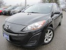 Used 2011 Mazda MAZDA3 Sunroof-Bluetooth-Alloys-MINT for sale in Mississauga, ON