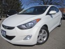 Used 2012 Hyundai Elantra GLS-Sunroof-NEW brakes-Super Clean for sale in Mississauga, ON