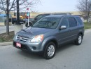 Used 2005 Honda CR-V EX-L for sale in York, ON