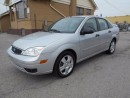 Used 2005 Ford Focus SES for sale in Etobicoke, ON