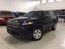 Used 2014 Jeep Cherokee SPORT- 4X4  - BLUETOOTH for sale in Aurora, ON