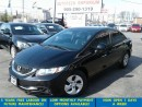 Used 2013 Honda Civic LX Auto Bluetooth/Htd Sts &GPS*$45/Wkly for sale in Mississauga, ON