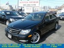 Used 2014 Mercedes-Benz C-Class C300 4MATIC Navigation/Sunroof/Alloys for sale in Mississauga, ON