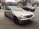 Used 2004 Mercedes-Benz C240 4MATIC - NO ACCIDENT - SAFETY & WARRANTY INCL for sale in Cambridge, ON