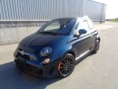 Used 2013 Fiat 500 TURBO - ABARTH WHEELS - LEATHER - FACTORY WARRANTY for sale in Etobicoke, ON