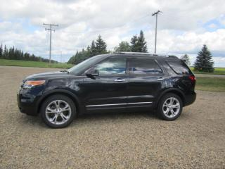 Used 2012 Ford Explorer LIMITED for sale in Melfort, SK