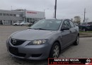 Used 2006 Mazda MAZDA3 GX |AS-IS SUPERSAVER| for sale in Scarborough, ON