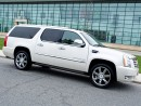 Used 2010 Cadillac Escalade ESV NAVI|REARCAM|DVD for sale in Scarborough, ON