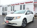 Used 2016 Honda Odyssey Touring - Navigation - Leather - R.Camera for sale in Mississauga, ON