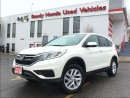 Used 2015 Honda CR-V SE | 1.99% Financing for sale in Mississauga, ON