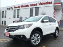 Used 2013 Honda CR-V Touring - Navigation - Leather for sale in Mississauga, ON