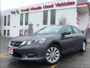 Used 2013 Honda Accord EX-L - Leather - Roof - R.Camera for sale in Mississauga, ON