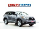Used 2015 Toyota Highlander LE 7 PASSENGER 4WD BACKUP CAMERA for sale in North York, ON