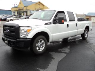 Used 2015 Ford F-250 XLCrewCab 4X2  8ft Box 6.2 L for sale in Brantford, ON
