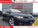 Used 2008 Honda Civic LX | SUNROOF | LOW KM | MANUAL | ALLOYS | for sale in Georgetown, ON