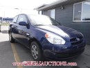 Used 2008 Hyundai ACCENT  2D HATCHBACK for sale in Calgary, AB