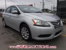 Used 2015 Nissan Sentra 4D Sedan AT for sale in Calgary, AB