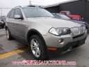 Used 2007 BMW X3  4D UTILITY 3.0SI for sale in Calgary, AB